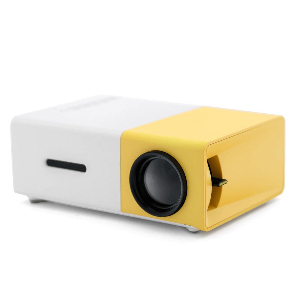 Мини проектор YG-300